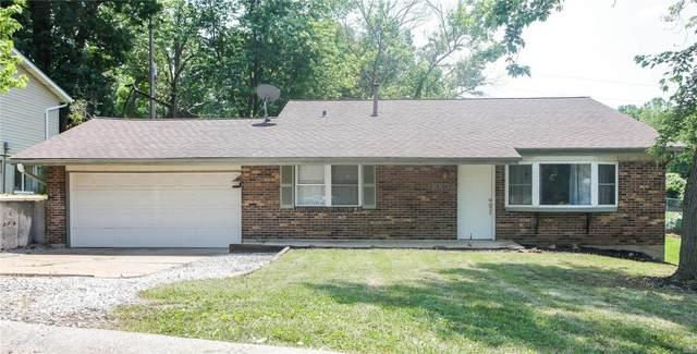 1015 Sunridge Trail, Pevely, MO 63070 (#21040585) :: Matt Smith Real Estate Group