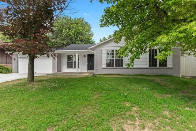 8 Haverford Drive, Saint Peters, MO 63376 (#21040601) :: St. Louis Finest Homes Realty Group