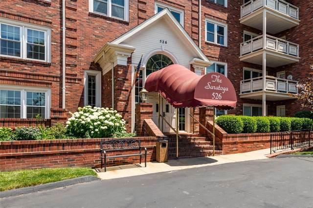 526 Sarah Lane #21, St Louis, MO 63141 (#21040611) :: Jenna Davis Homes LLC
