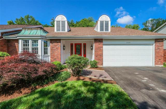 2403 Baxton Way, Chesterfield, MO 63017 (#21040620) :: Parson Realty Group