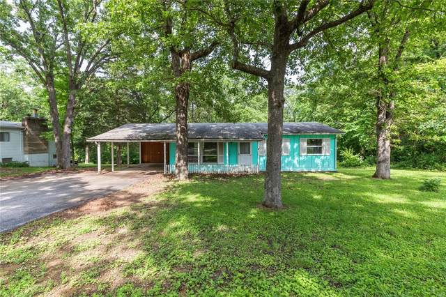 14016 Trails End Drive, De Soto, MO 63020 (#21040621) :: Clarity Street Realty