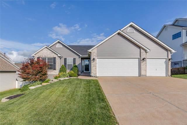 5322 Wind Rose Dr, Imperial, MO 63052 (#21040634) :: Jeremy Schneider Real Estate