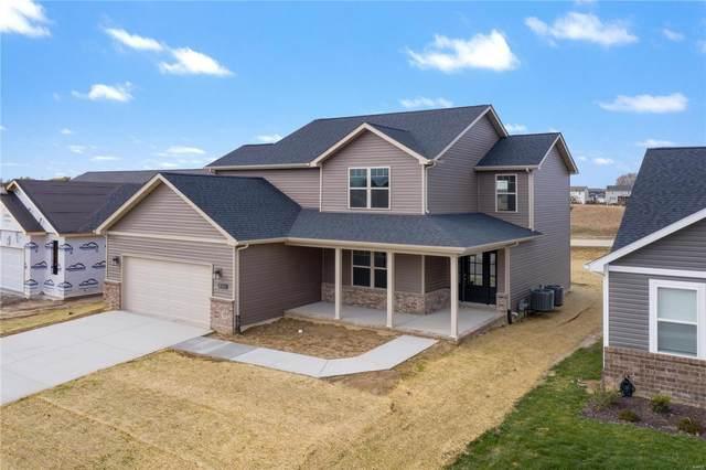 856 Bridgeway Drive, O'Fallon, IL 62269 (#21040647) :: Tarrant & Harman Real Estate and Auction Co.