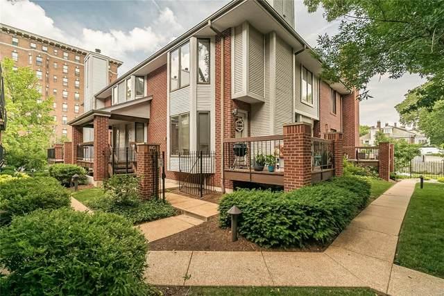 445 Clara Avenue #22, St Louis, MO 63112 (#21040654) :: Century 21 Advantage