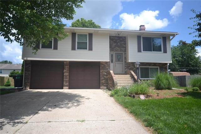 205 Huntleigh Drive, Belleville, IL 62220 (#21040657) :: Parson Realty Group