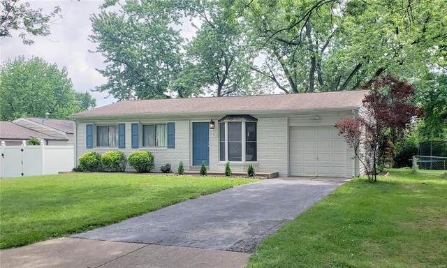 11960 Sandal Tree Court, Maryland Heights, MO 63043 (#21040668) :: RE/MAX Vision