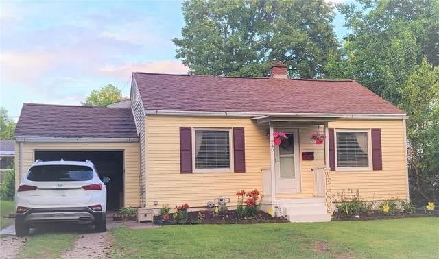 240 Adams Street, Edwardsville, IL 62025 (#21040692) :: St. Louis Finest Homes Realty Group