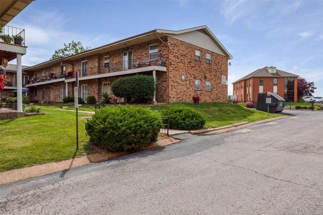 6904 Colonial Woods #101, St Louis, MO 63129 (#21040705) :: Realty Executives, Fort Leonard Wood LLC