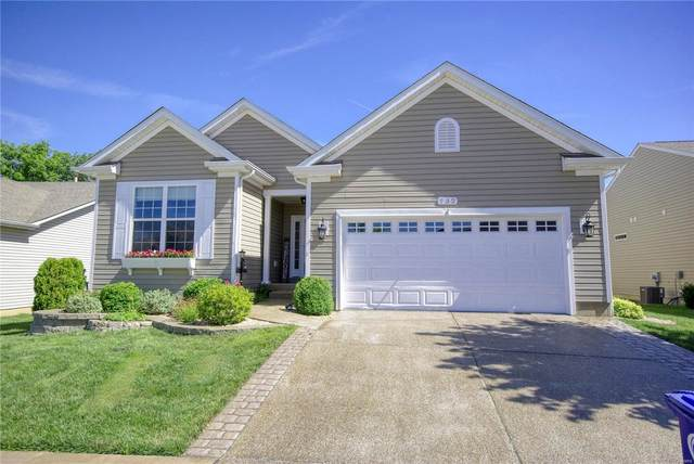 732 Harrier Court, Lake St Louis, MO 63367 (#21040706) :: St. Louis Finest Homes Realty Group