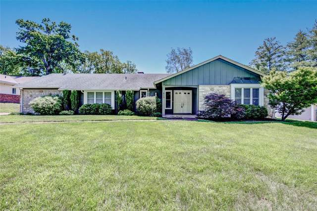 512 Iron Lantern Drive, Ballwin, MO 63011 (#21040710) :: St. Louis Finest Homes Realty Group