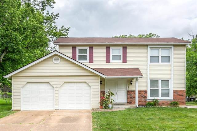 1555 Mckelvey Road, Maryland Heights, MO 63043 (#21040711) :: RE/MAX Vision