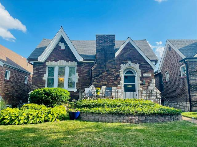 5204 Mardel Avenue, St Louis, MO 63109 (#21040719) :: Parson Realty Group