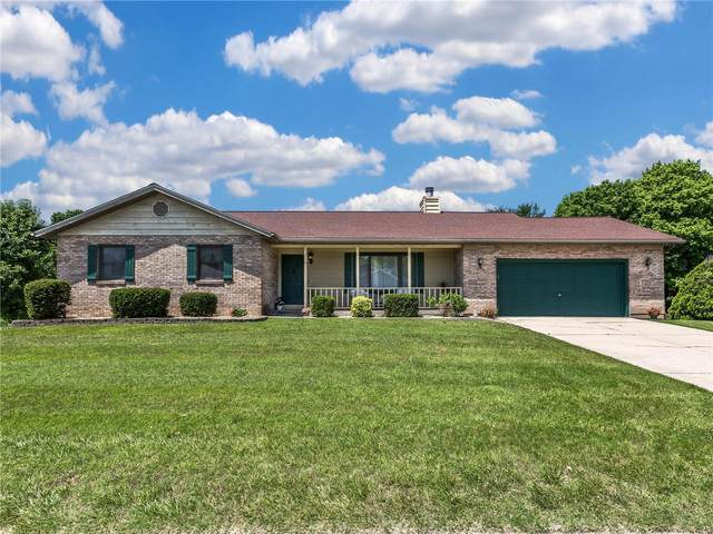 91 Spring Glen, Collinsville, IL 62234 (#21040747) :: Hartmann Realtors Inc.
