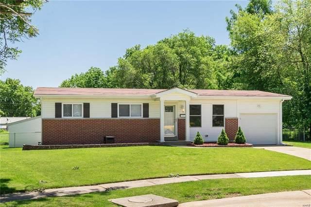16 Olvera Circle, Florissant, MO 63031 (#21040756) :: Realty Executives, Fort Leonard Wood LLC