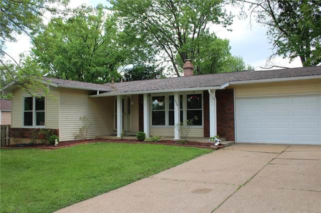 1358 Glenmeade Drive, Maryland Heights, MO 63043 (#21040758) :: RE/MAX Vision