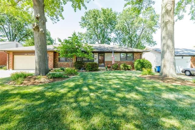 6029 Willow Bend Drive, St Louis, MO 63123 (#21040760) :: Century 21 Advantage