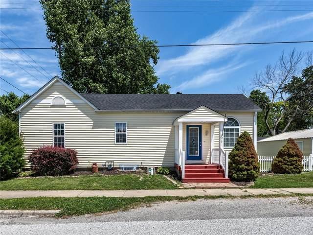212 Jacob Street, Saint Jacob, IL 62281 (#21040765) :: Fusion Realty, LLC