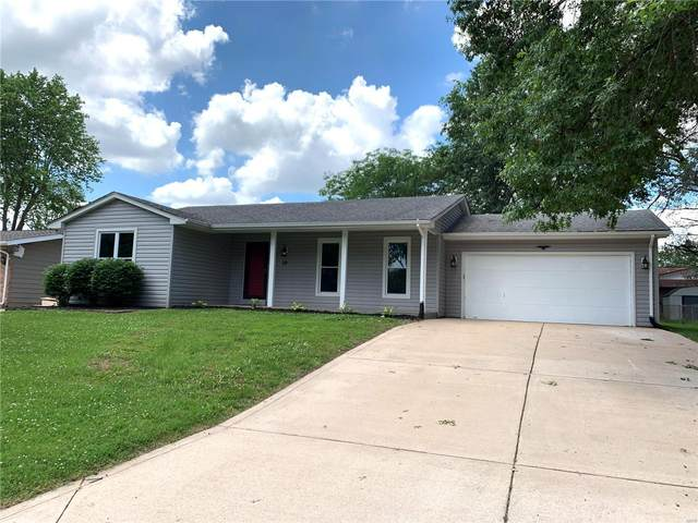 38 Grant Drive, Saint Peters, MO 63376 (#21040770) :: St. Louis Finest Homes Realty Group