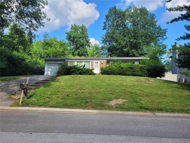 650 Ashmont, Olivette, MO 63132 (#21040777) :: Jeremy Schneider Real Estate