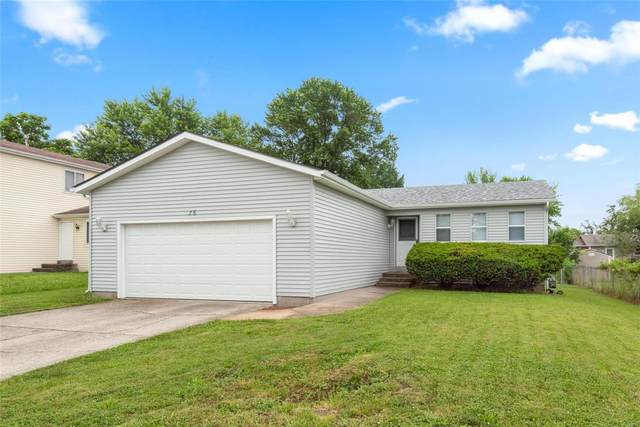 15 Laura Hill Road, Saint Peters, MO 63376 (#21040779) :: St. Louis Finest Homes Realty Group