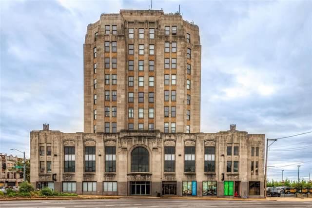 3608 Gravois Avenue 6E, St Louis, MO 63116 (#21040794) :: Krista Hartmann Home Team