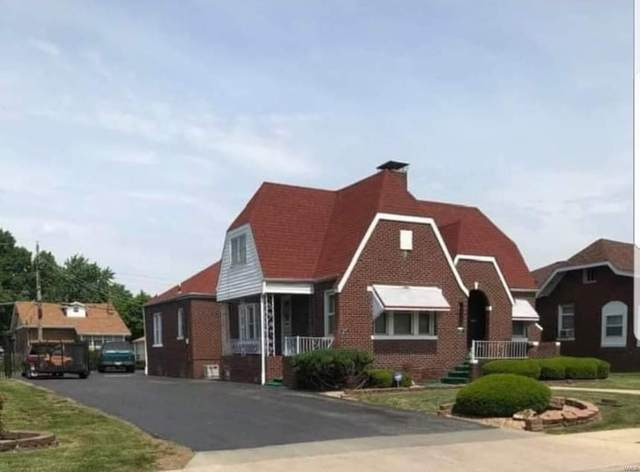 649 N 39th, East St Louis, IL 62205 (#21040818) :: Kelly Hager Group | TdD Premier Real Estate
