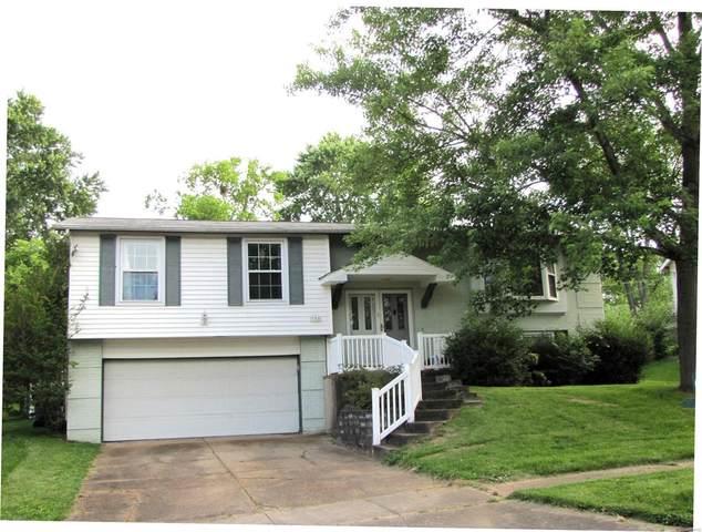 394 Genoa Drive, Ballwin, MO 63021 (#21040828) :: St. Louis Finest Homes Realty Group