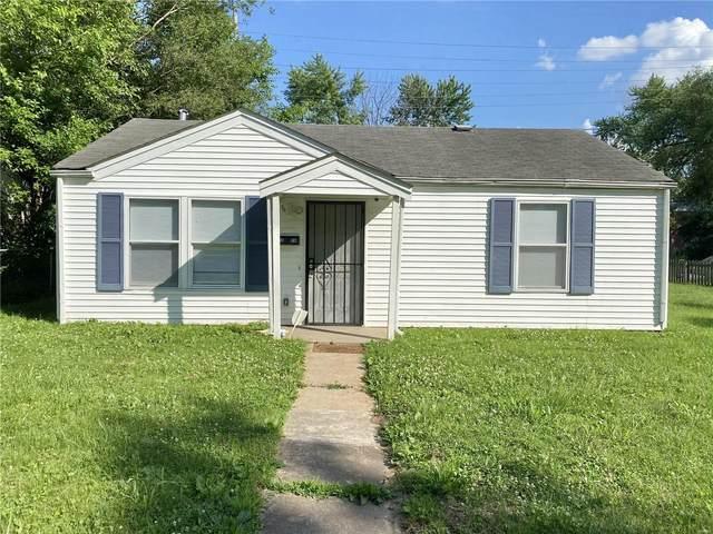 1626 Nemnich Avenue, St Louis, MO 63136 (#21040829) :: The Becky O'Neill Power Home Selling Team