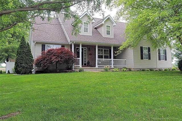 609 Valley Brook Drive, Farmington, MO 63640 (#21040832) :: Clarity Street Realty