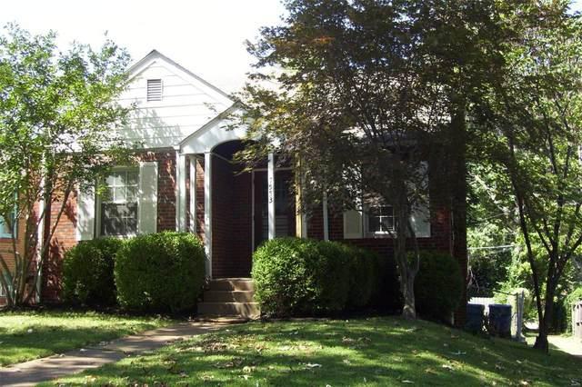 7553 Hiawatha Avenue, St Louis, MO 63117 (#21040839) :: Kelly Hager Group | TdD Premier Real Estate