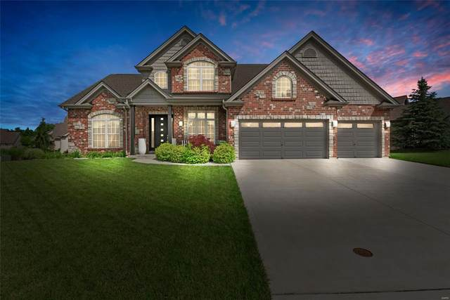 309 Addyston Pointe Court, Unincorporated, MO 63376 (#21040844) :: The Becky O'Neill Power Home Selling Team