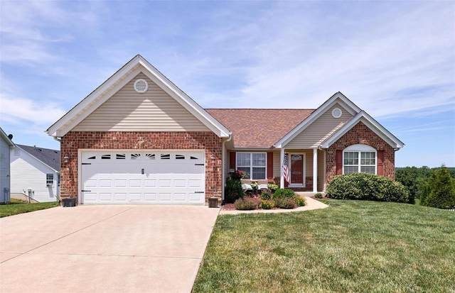 271 Osage Ave, Troy, MO 63379 (#21040847) :: St. Louis Finest Homes Realty Group