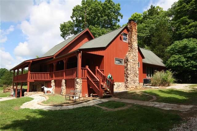 14037 Cedar Valley Lane, Marthasville, MO 63357 (#21040859) :: The Becky O'Neill Power Home Selling Team