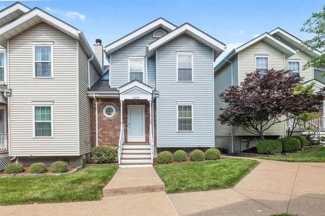 3159 Carrsville Court, St Louis, MO 63139 (#21040868) :: RE/MAX Vision
