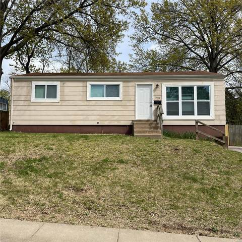 3408 Elmhurst Drive, St Louis, MO 63121 (#21040882) :: The Becky O'Neill Power Home Selling Team
