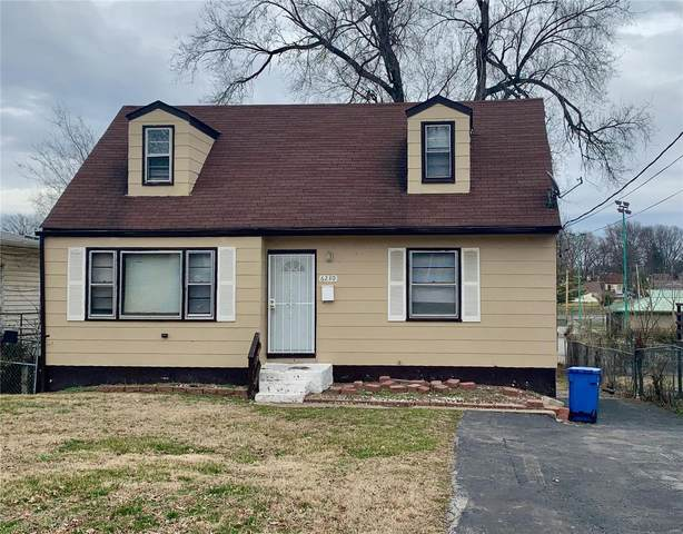 6230 Evergreen, St Louis, MO 63134 (#21040892) :: RE/MAX Vision