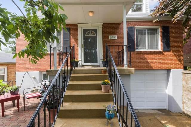 6491 Lloyd Avenue, St Louis, MO 63139 (#21040894) :: RE/MAX Vision