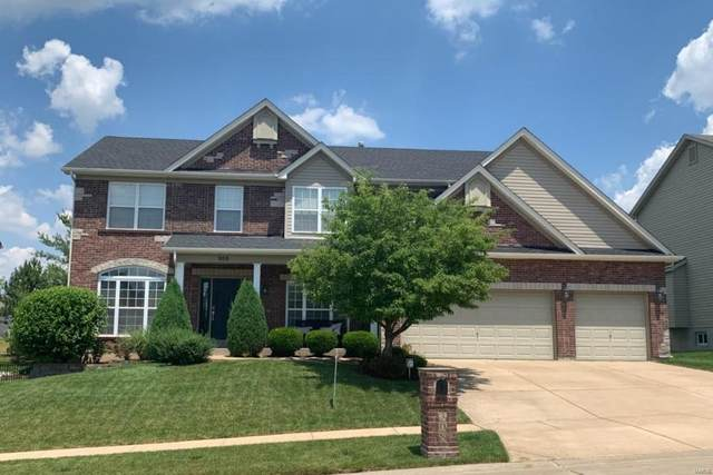 308 Parkview Manor Lane, Wentzville, MO 63385 (#21040905) :: Kelly Hager Group | TdD Premier Real Estate