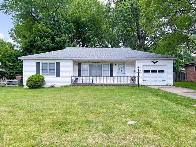309 Oliver Lee Drive, Belleville, IL 62223 (#21040918) :: Parson Realty Group