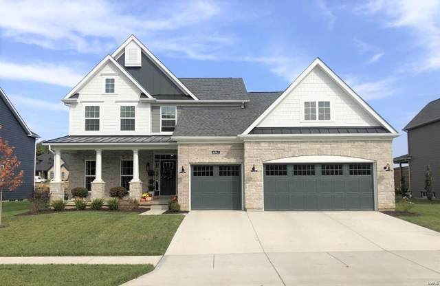 16943 Pine Summit Drive, Chesterfield, MO 63005 (#21040922) :: Parson Realty Group