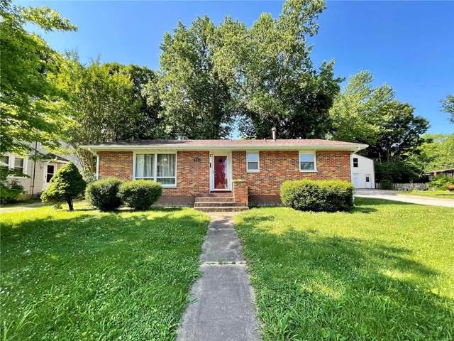 706 Ste. Genevieve Avenue, Farmington, MO 63640 (#21040925) :: Clarity Street Realty