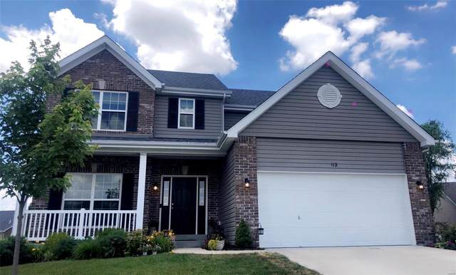 112 W Cannon Spur Court, O'Fallon, MO 63366 (#21040926) :: Kelly Hager Group   TdD Premier Real Estate