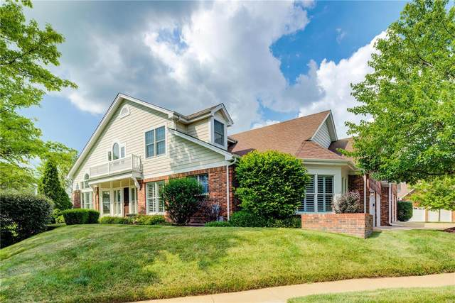 14685 Amberleigh Hill Court, Chesterfield, MO 63017 (#21040937) :: Parson Realty Group