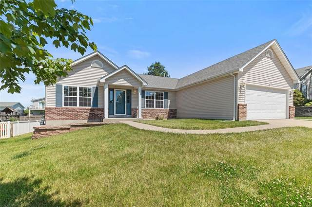 222 Niagra Drive, Wentzville, MO 63385 (#21040949) :: Kelly Hager Group | TdD Premier Real Estate