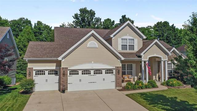 711 Autumnwood Forest, Lake St Louis, MO 63367 (#21040951) :: Kelly Hager Group | TdD Premier Real Estate