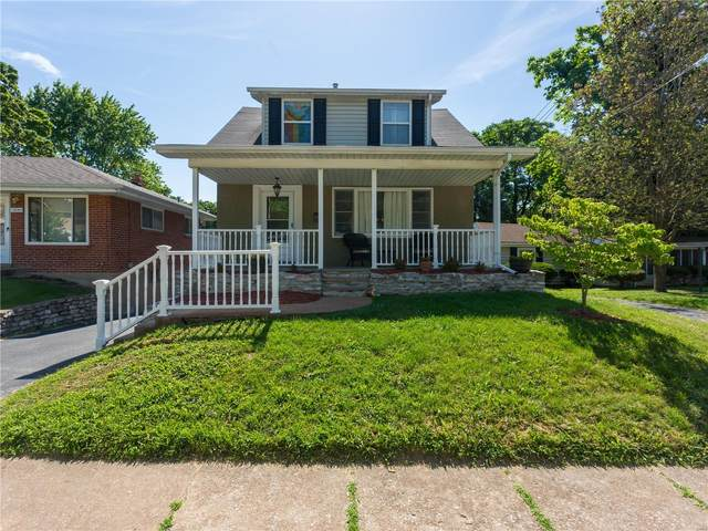 1516 Yale Avenue, Richmond Heights, MO 63117 (#21040964) :: Kelly Hager Group | TdD Premier Real Estate