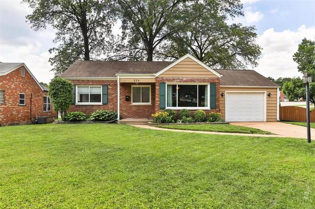 224 Kenora Court, Webster Groves, MO 63119 (#21040969) :: Clarity Street Realty