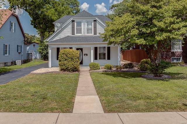 116 N Chestnut Street, Collinsville, IL 62234 (#21040973) :: Hartmann Realtors Inc.