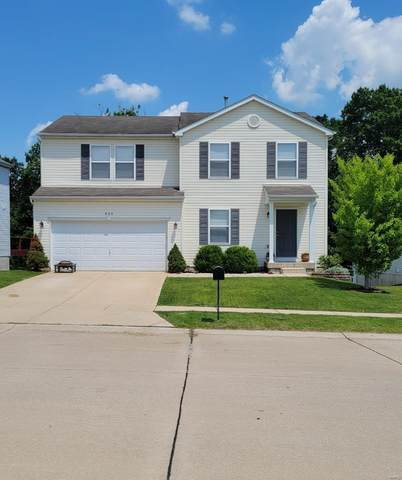 426 Red Coat Trail, Wentzville, MO 63385 (#21040987) :: Kelly Hager Group | TdD Premier Real Estate
