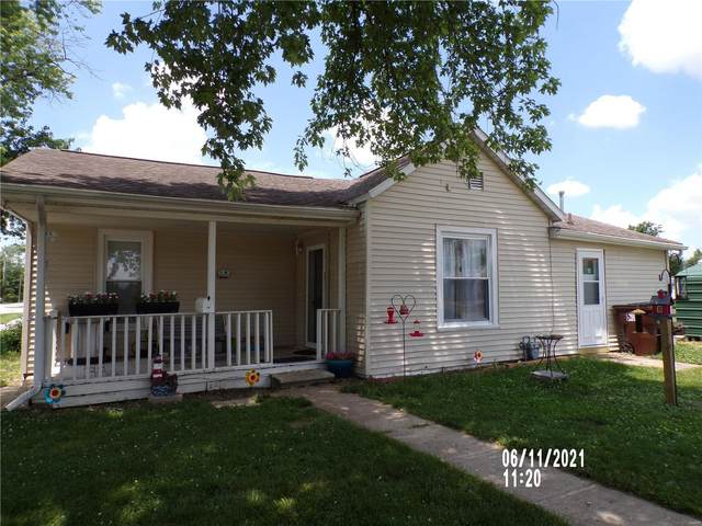 801 Mulberry Street, GREENFIELD, IL 62044 (#21040997) :: RE/MAX Vision